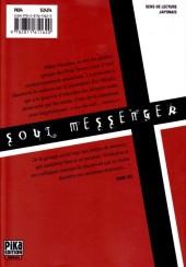 Verso de Soul messenger -2- Tome 2