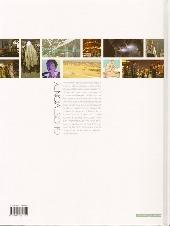 Verso de Ghost Money -4- La prisonnière tashkite