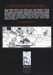 Verso de (Catalogues) Ventes aux enchères - Divers - Aponem - Vente aux enchères d'originaux / AFAENAC - vendredi 5 avril 2013 - Paris maison de l'Amérique latine