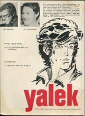 Verso de Yalek -1b- Y comme Yalek
