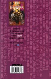 Verso de Death Note -8b- Tome 8
