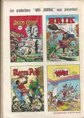 Verso de Akim (1re série) -247- La prison de Tanimbar