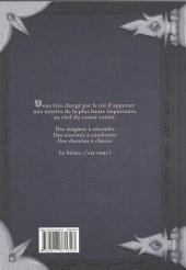 Verso de Chevaliers - Journal d'un héros -2- Livre 2 - Le message