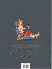 Verso de Spirou et Fantasio -HCourte3- La Peur au bout du fil