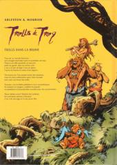 Verso de Trolls de Troy -6- Trolls dans la brume