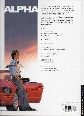 Verso de Alpha (Renard/Mythic/Jigounov/Lamquet) -1Pub4- L'échange