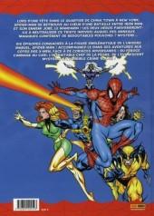 Verso de Spider-Man - Les aventures (Panini comics) -5- L'invincible Iron Man !