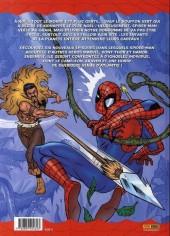 Verso de Spider-Man - Les aventures (Panini comics) -6- L'enlèvement du Père Noël