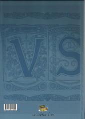Verso de Victor Sébastopol -INT2- Les Mémoires d'un agent secret - Volume 2