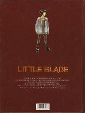 Verso de Little Blade -2- La licorne