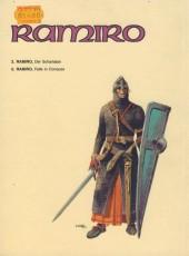 Verso de Ramiro (en allemand) -2- Der Scharlatan