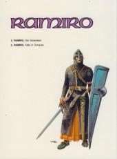 Verso de Ramiro (en allemand) -3- Falle in Conques