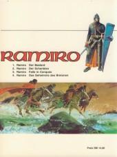 Verso de Ramiro (en allemand) -4- Das Geheimnis des Bretonen