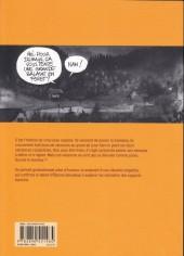 Verso de Quelques jours avec un menteur - Tome b2012