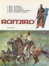 Verso de Ramiro (en allemand) -5- Die Wächter des Bierzo