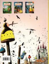 Verso de Gaspard de la nuit -3- Le prince des larmes sèches