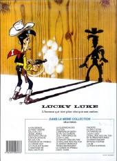 Verso de Lucky Luke -40a90- Le grand duc