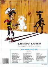 Verso de Lucky Luke -41a97- L'héritage de Rantanplan