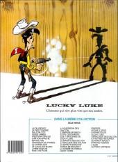 Verso de Lucky Luke -46a98- Le fil qui chante