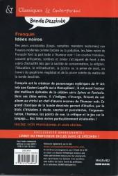 Verso de Idées noires - Tome Sco HC