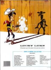 Verso de Lucky Luke -50a91- Sarah Bernhardt