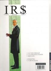 Verso de I.R.$. puis I.R.$ -2a2001- La stratégie Hagen