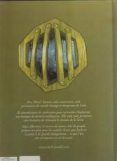 Verso de Lock -1a- Nepharius