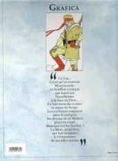 Verso de Neige -2b- La mort corbeau