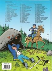 Verso de Les tuniques Bleues -13c2013- Les bleus dans la gadoue