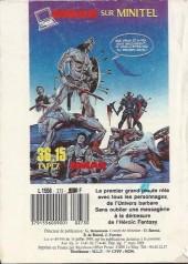 Verso de Capt'ain Swing! (1re série) -273- Le Mystère de Fort Esmond
