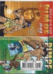 Verso de Capt'ain Swing! (2e série - Mon Journal) -118- Te souviens-tu de Monserrat ?