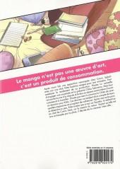 Verso de Cimoc - Les Dessous du manga -3- Vol. 3