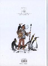 Verso de Esteban -5- Le Sang et la Glace