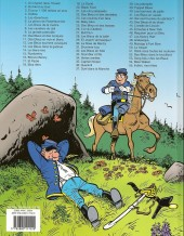 Verso de Les tuniques Bleues -23b2012- Les cousins d'en face