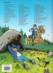 Verso de Les tuniques Bleues -24b2012- Baby Blue