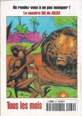 Verso de Capt'ain Swing! (2e série - Mon Journal) -60- L'homme à la moustache grise