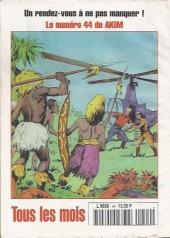 Verso de Capt'ain Swing! (2e série - Mon Journal) -44- L'évasion de Mallory