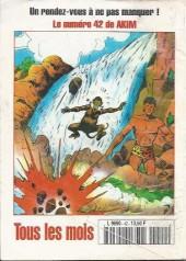 Verso de Capt'ain Swing! (2e série - Mon Journal) -42- Le prisonnier de Tepèque