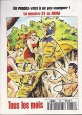 Verso de Capt'ain Swing! (2e série - Mon Journal) -31- Le mystère de la Grande Ourse