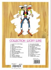 Verso de Lucky Luke -25e12- La ville fantôme