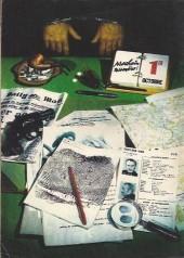 Verso de Scotland Yard (Impéria) -7- Le cheval drogué