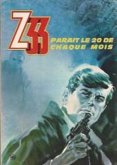 Verso de Z33 agent secret -32- La marionnette rouge