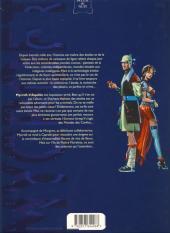 Verso de Mycroft Inquisitor -1- Une fragrance de cadavre
