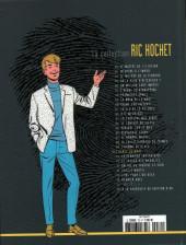 Verso de Ric Hochet - La collection (Hachette) -70- Silence de mort