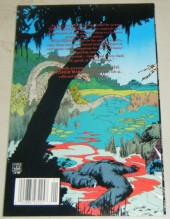 Verso de Punisher War Journal Vol.1 (Marvel comics - 1988) -INT- The Punisher and Wolverine in African Saga