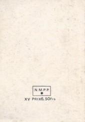 Verso de Yataca (Fils-du-Soleil) -Rec37- Album N°37 (du n°132 au n°134)