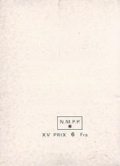 Verso de Yataca (Fils-du-Soleil) -Rec35- Album N°35 (du n°126 au n°128)