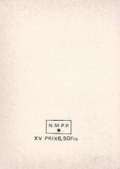 Verso de Yataca (Fils-du-Soleil) -Rec39- Album N°39 (du n°138 au n°140)