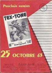 Verso de Tex-Tone -155- La