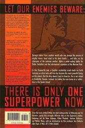 Verso de Superman: Red Son (2003) -INT b- Red son